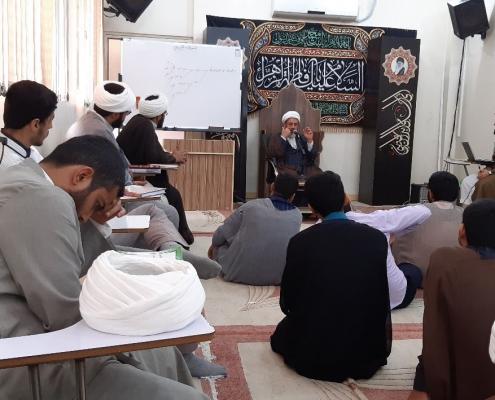 سخنرانی حجت الاسلام مالکی