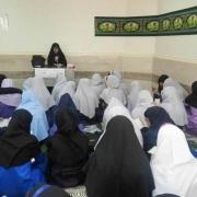 برگزاری جلسات تبلیغ در مدارس توسط موسسه رضوان معرفت